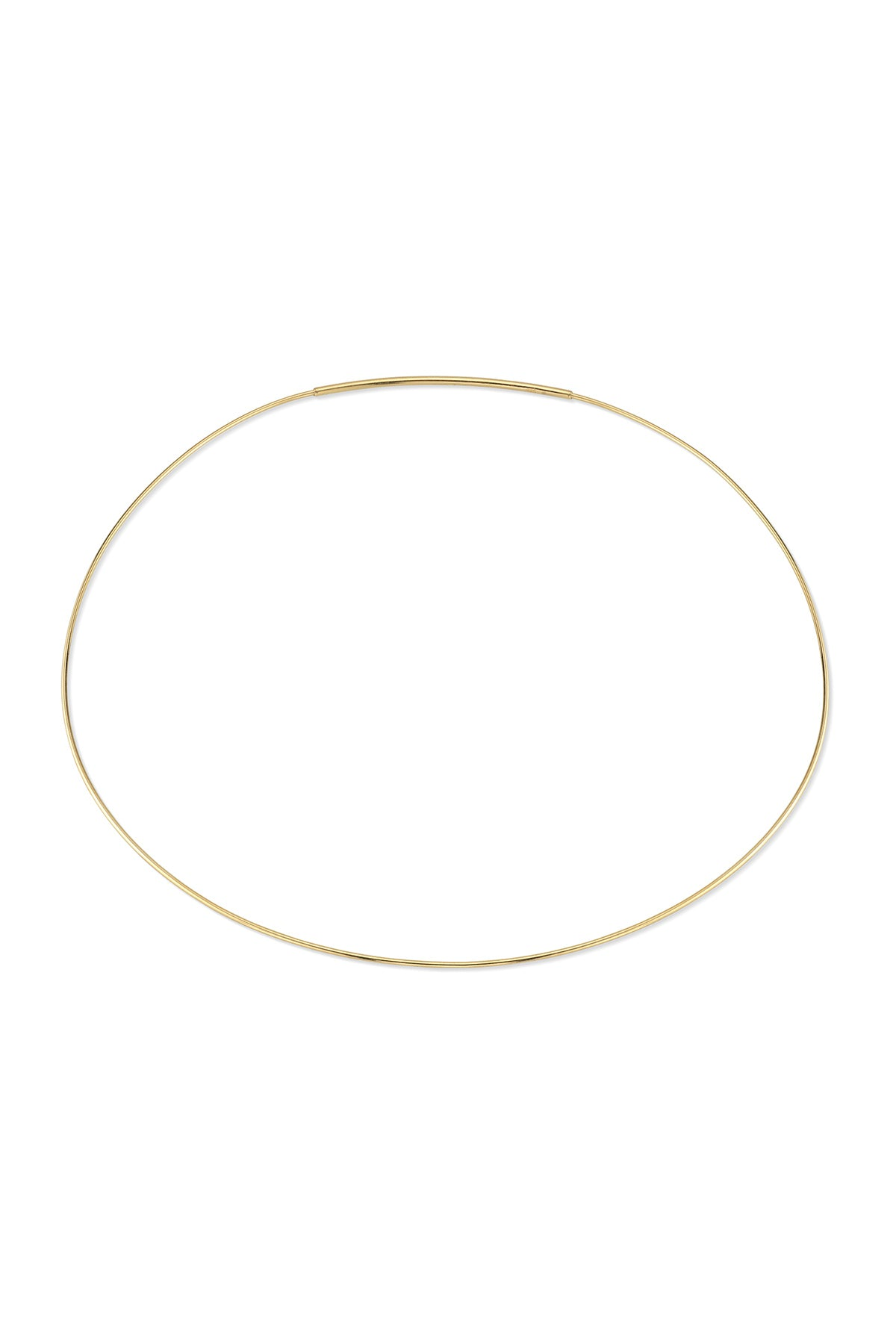 CRESCENT COLLAR IN GOLD BY SLOAN