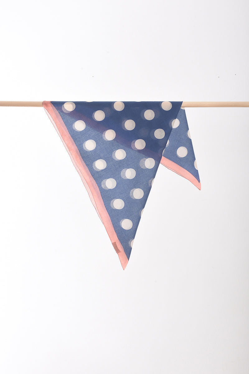 SMALL DOTTED SCARF BY EPICE