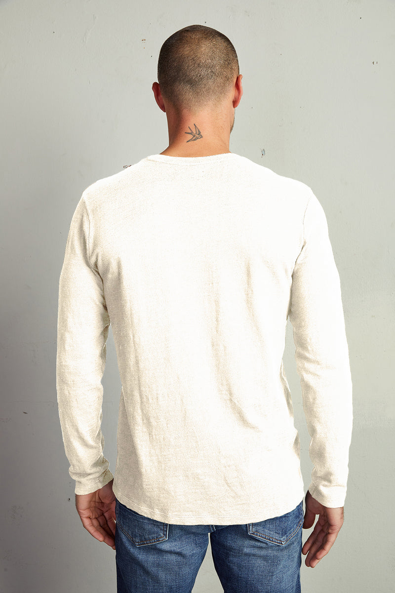 FRANKLIN CREW NECK TEE