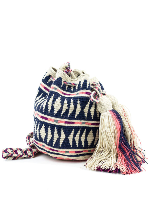 WAYUU CROCHET CROSSBODY BAG BY GUANABANA