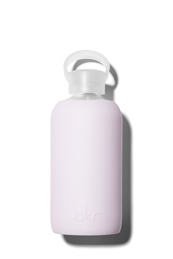GLASS WATER BOTTLE 500 ML BY BKR