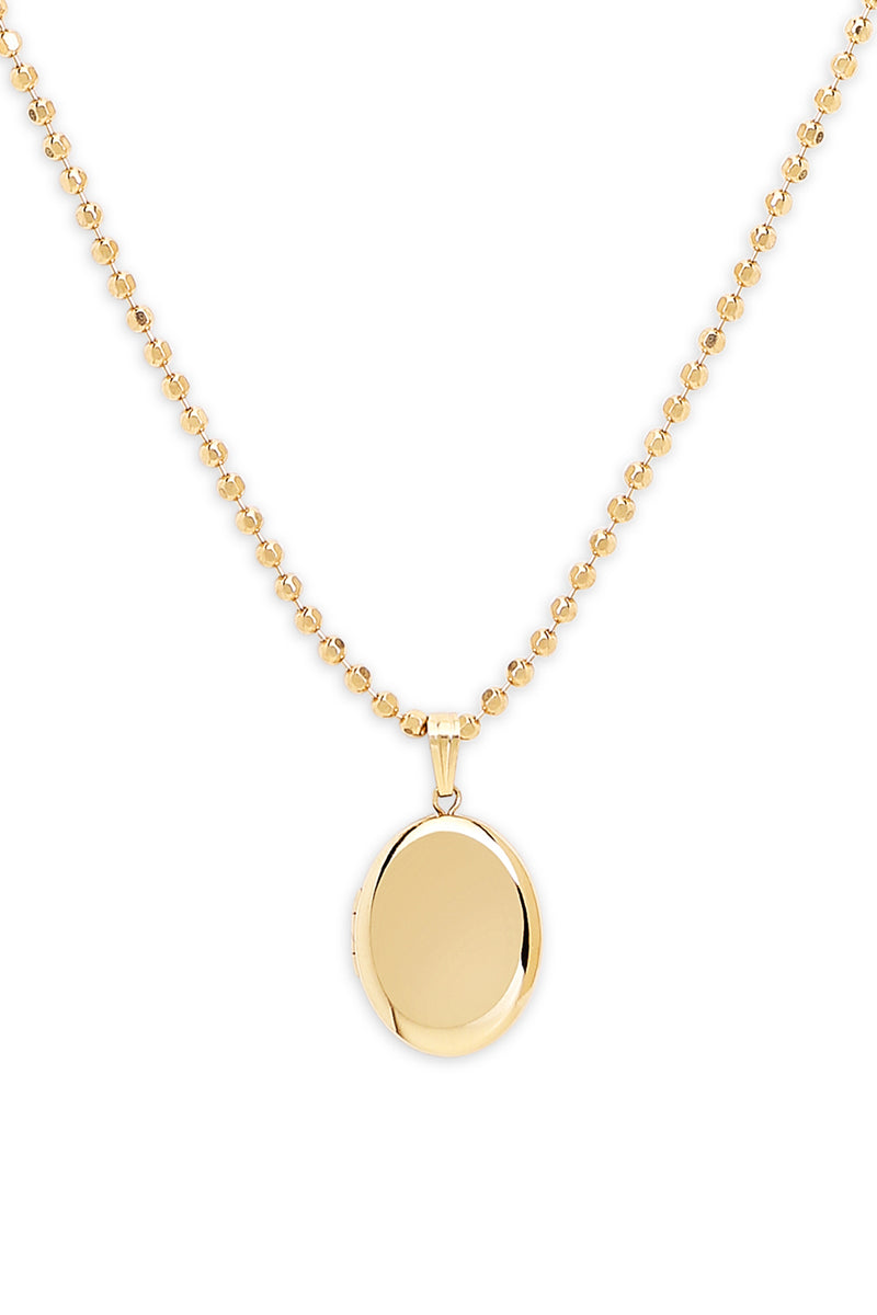 LOCKET NECKLACE BY PHYLLIS AND ROSIE