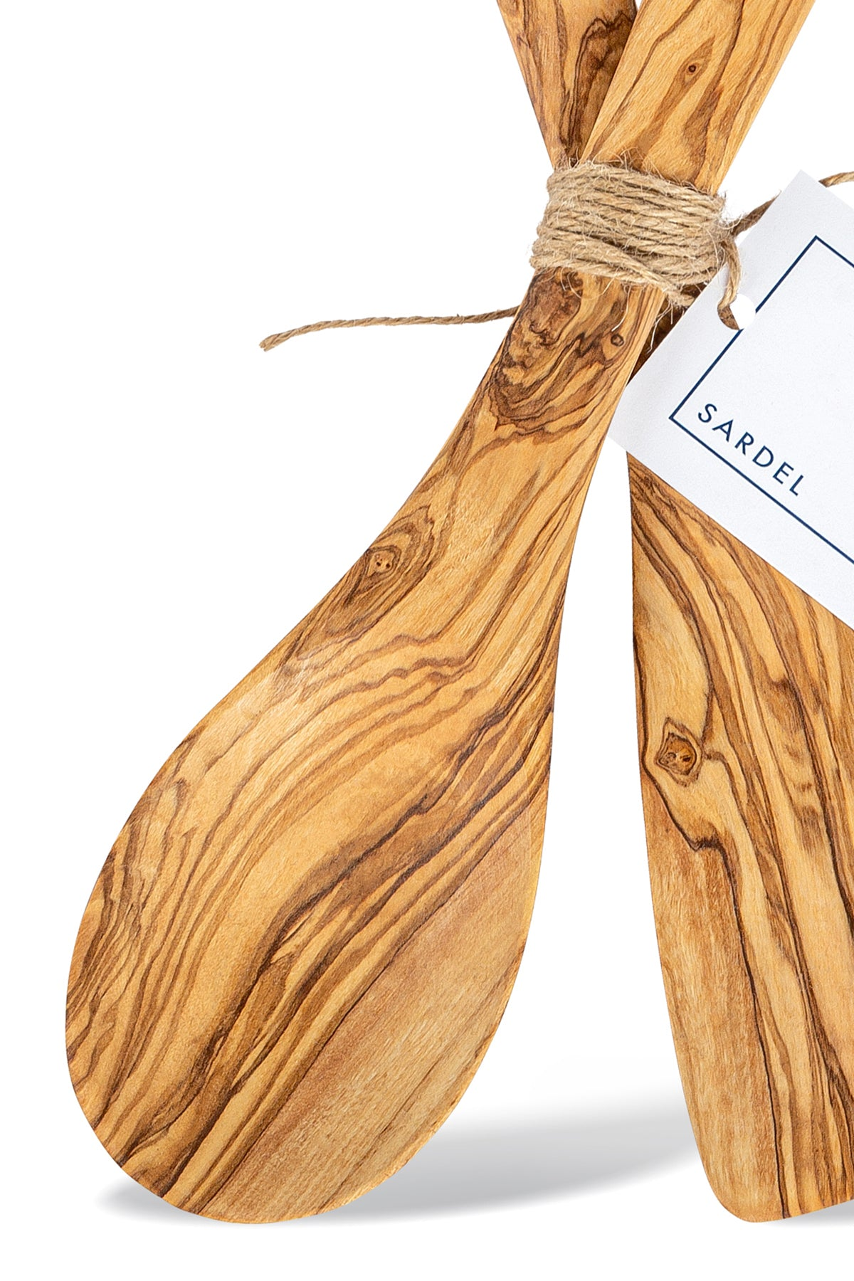OLIVE WOOD UTENSILS BY SARDEL