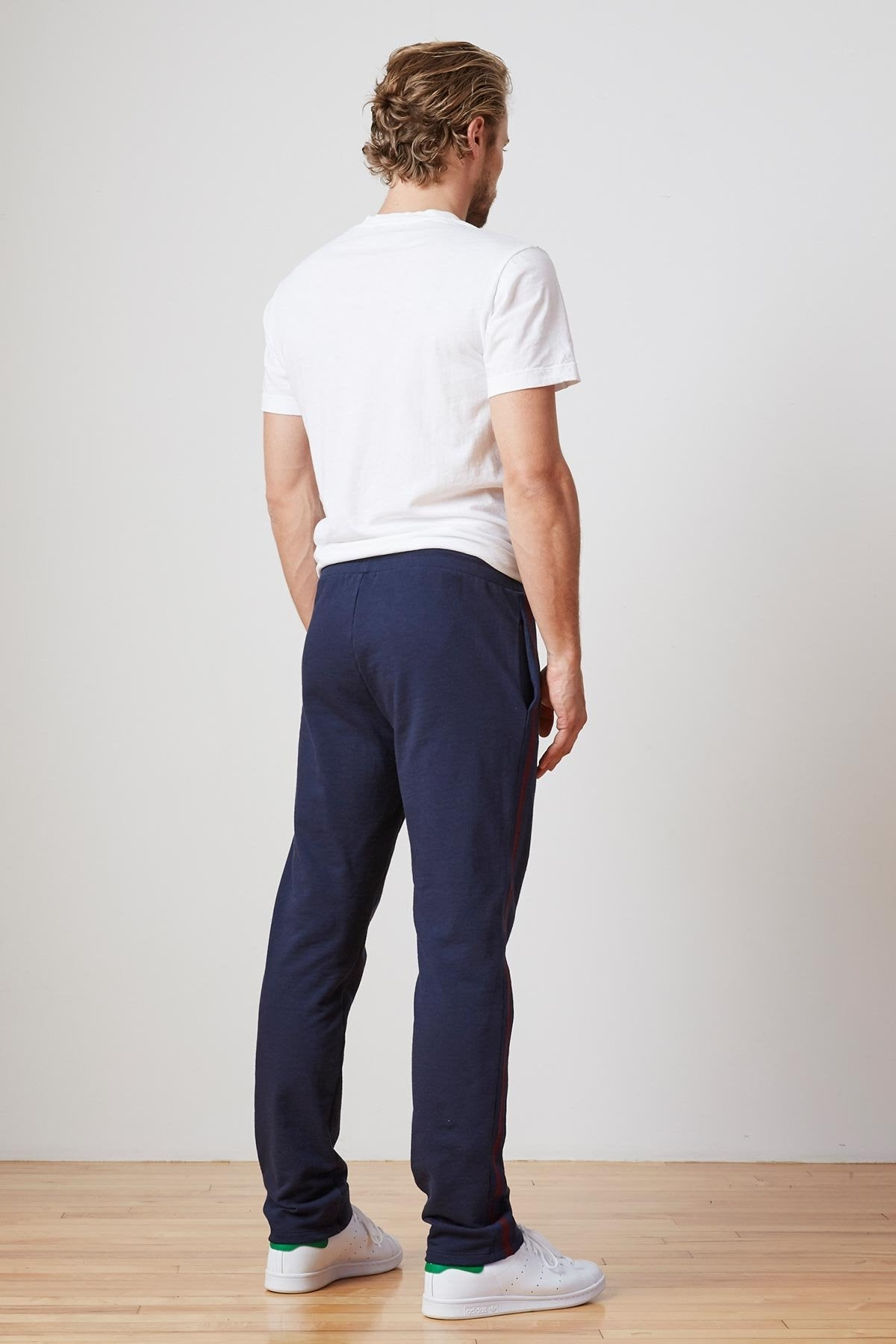 CRAWFORD FRENCH TERRY TRACK PANT