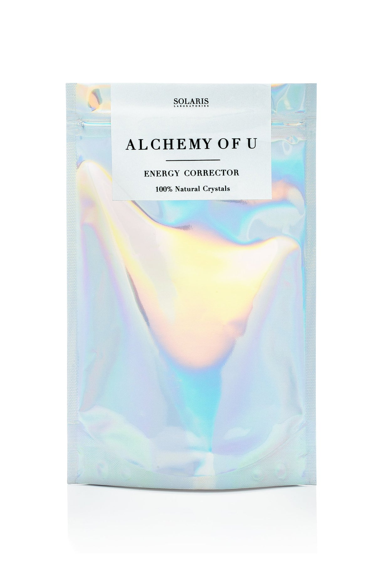 ALCHEMY OF U CRYSTAL FACIAL CHAKRA GRID BY SOLARIS