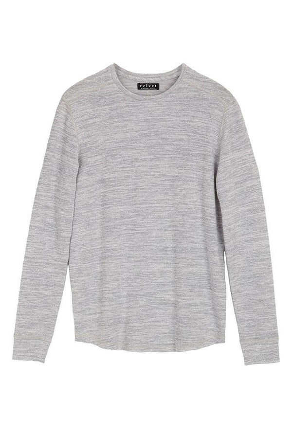 BRONSON COZY JERSEY KNIT TOP