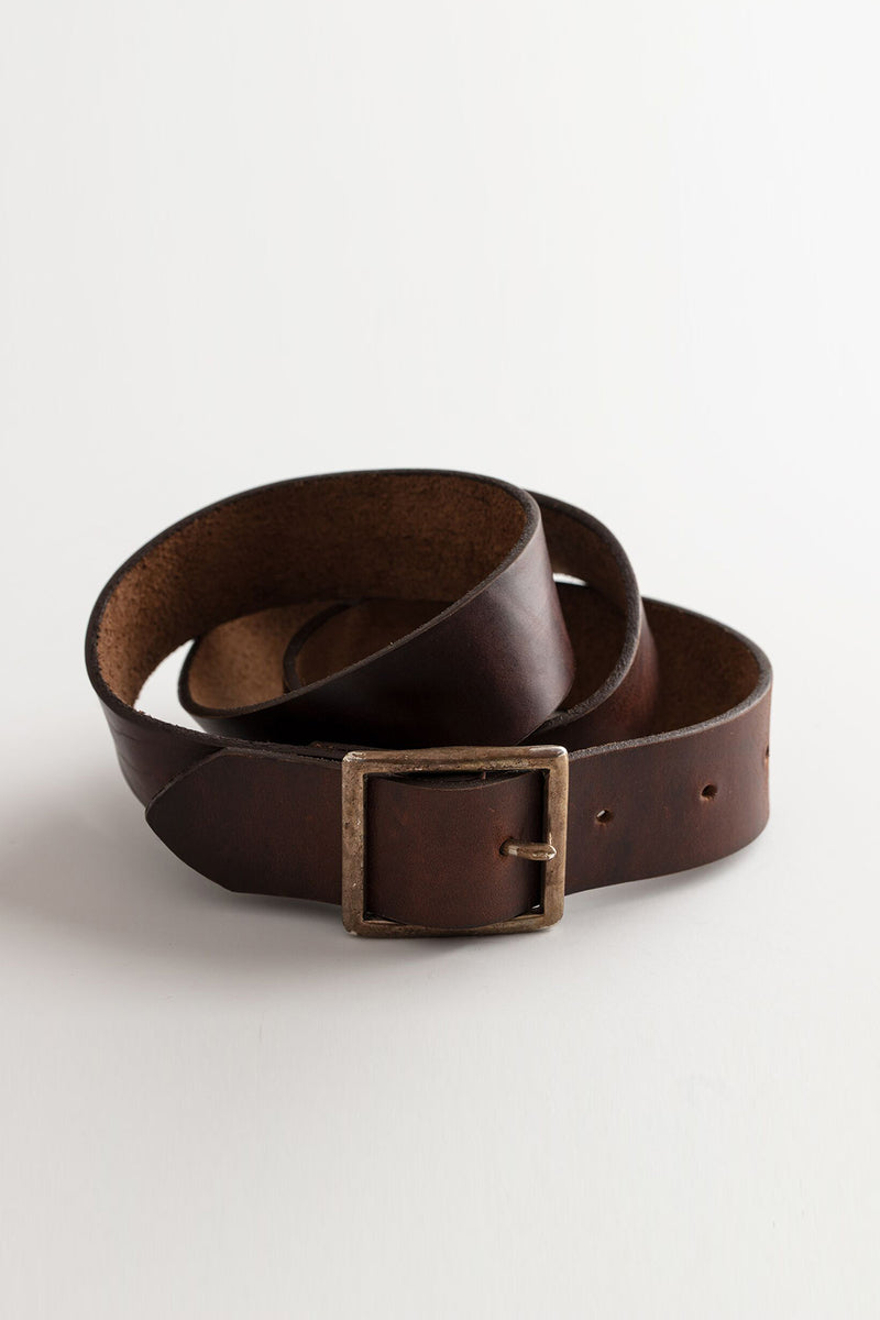 SIMPLE VINTAGE LEATHER BELT