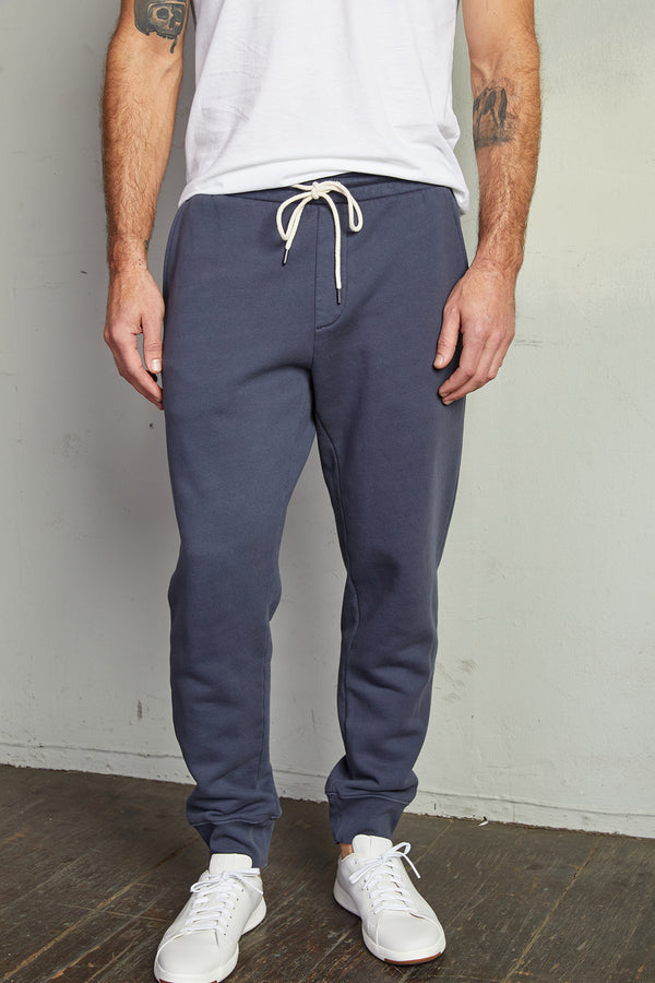 LEWIS BRUSHED FLEECE JOGGER