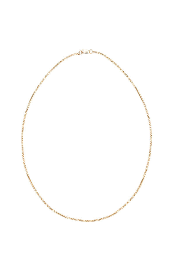 MEDIUM BOX CHAIN CHOKER BY MARA CARRIZO SCALISE