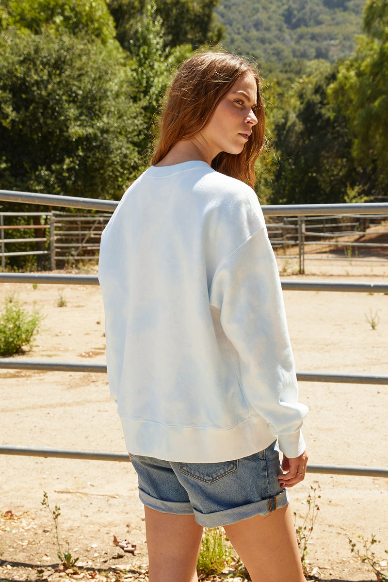 KELSEY CLOUD FLEECE PULLOVER