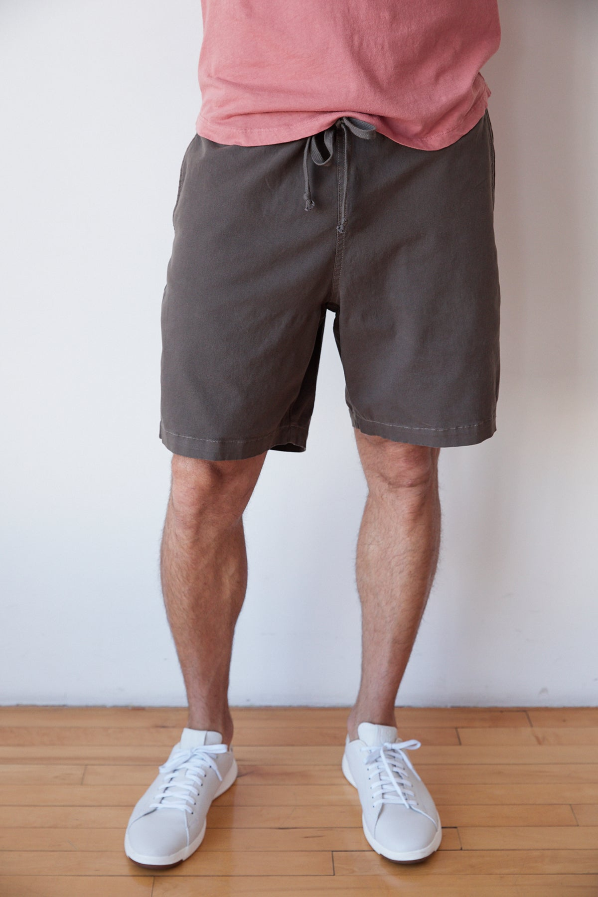 BYRON COTTON CANVAS SHORT