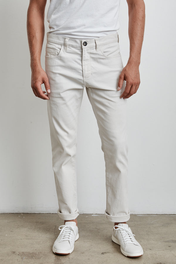 HITCH COTTON CANVAS PANT