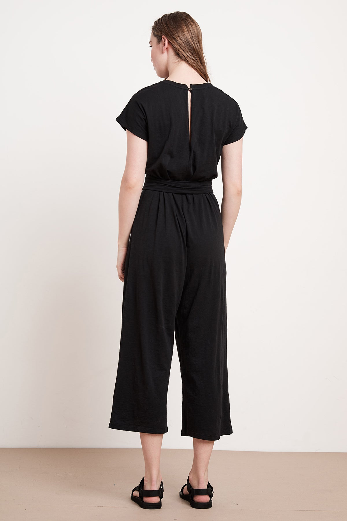 MORA WRAP JUMPSUIT