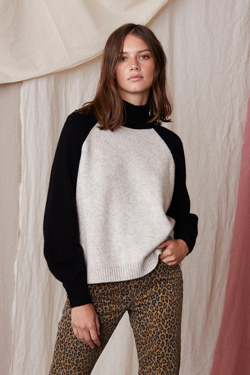 ALEIGH TURTLENECK SWEATER