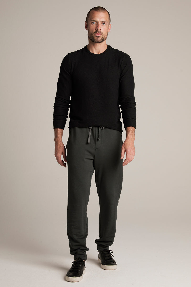 CROSBY LUXE FLEECE JOGGER