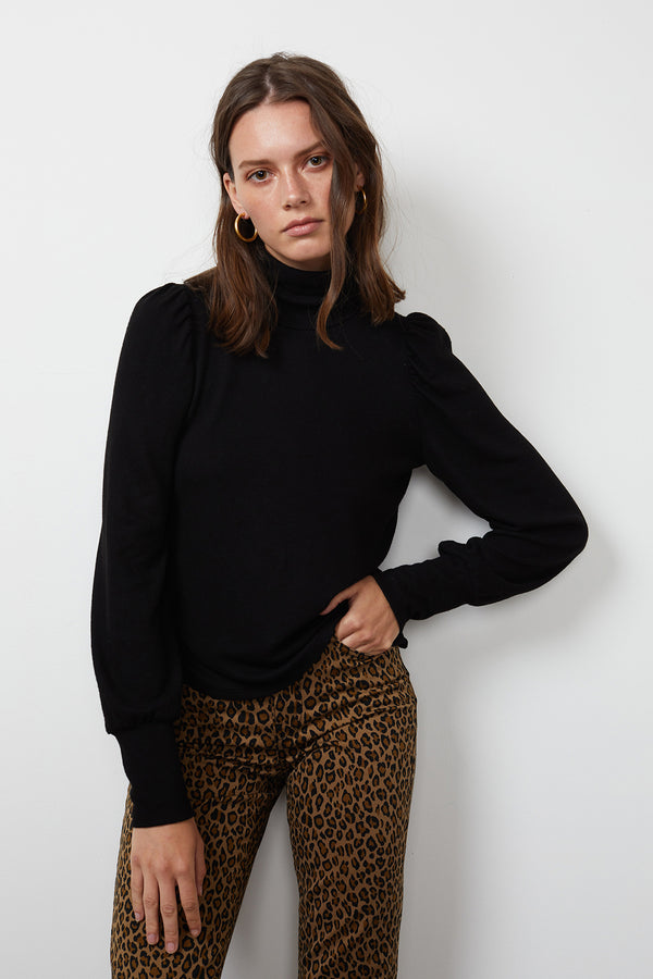 RUE TURTLENECK SWEATER