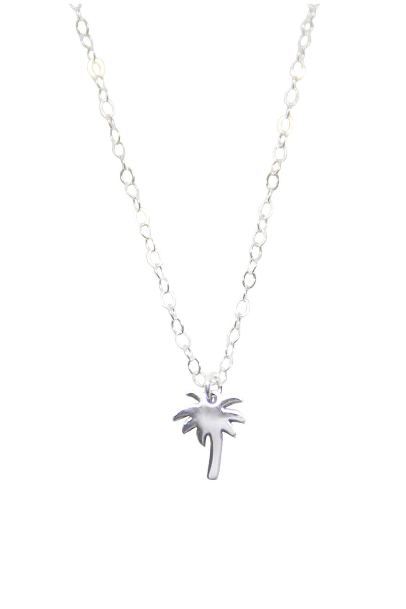 PALM TREE NECKLACE by SEOUL LITTLE