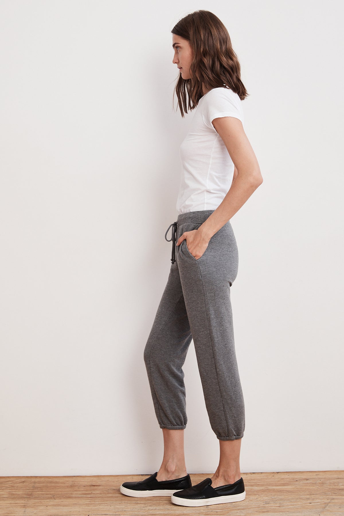 CHESSA LUXE FLEECE JOGGER