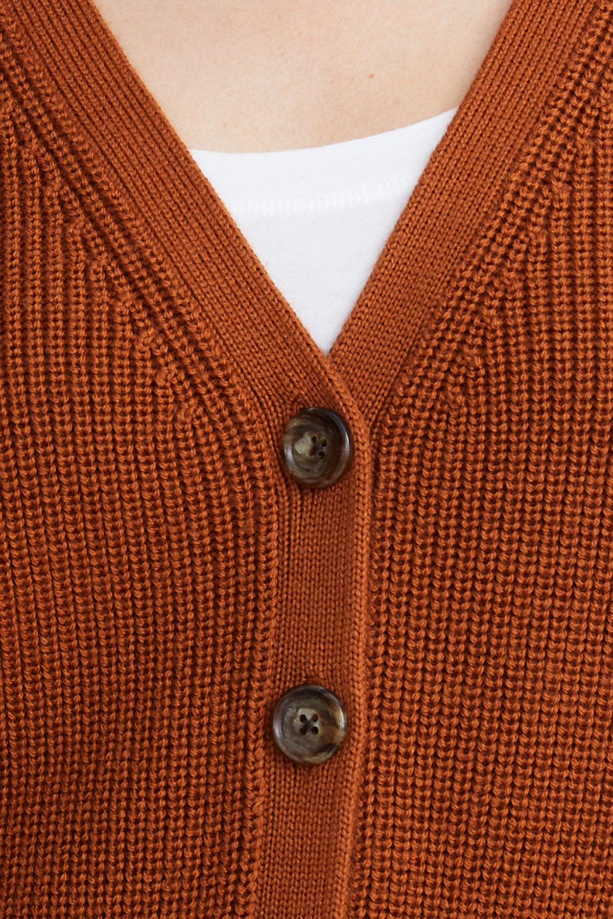 RILEY BUTTON-UP CARDIGAN