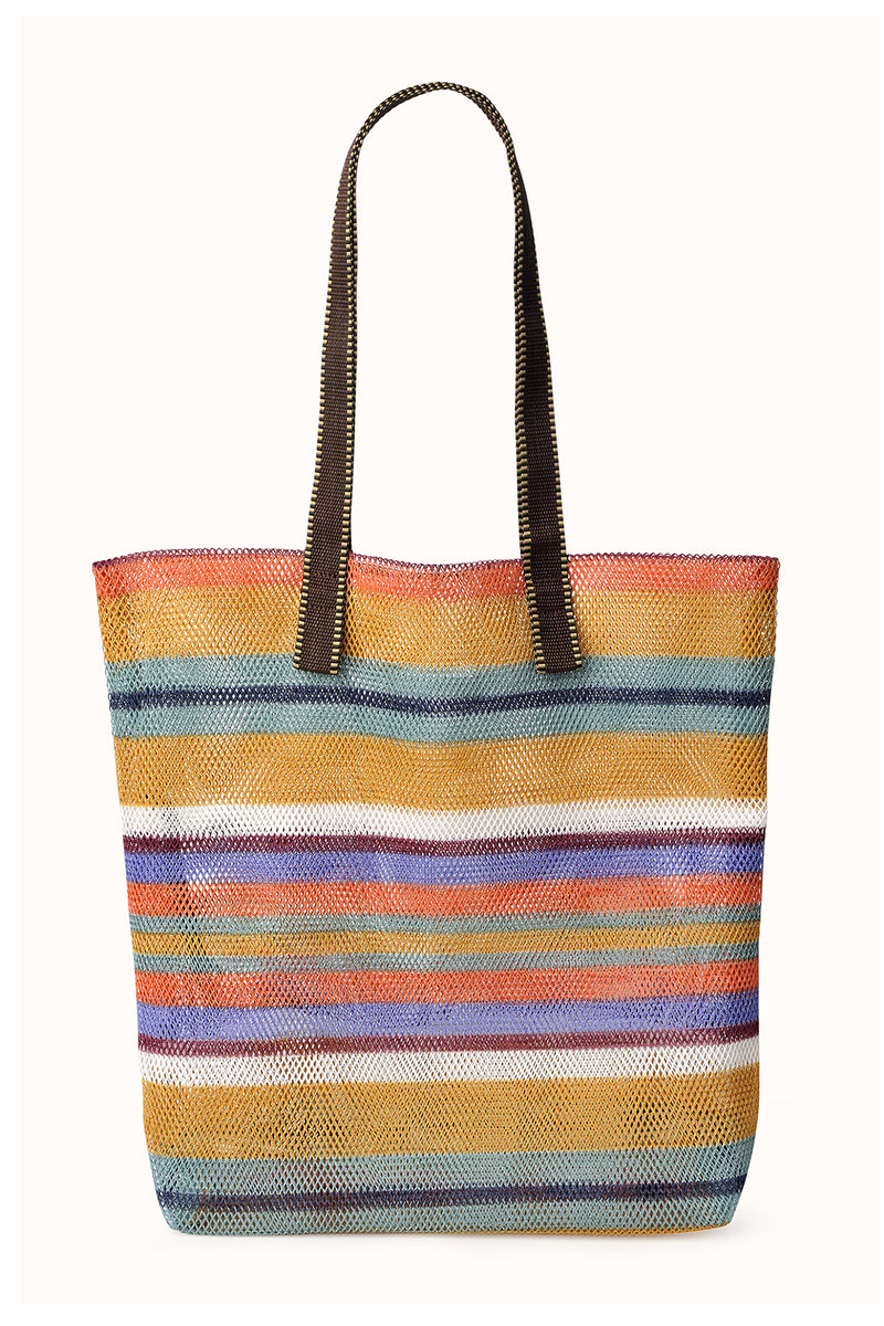 Large Mesh Tote by Epice Mimosa