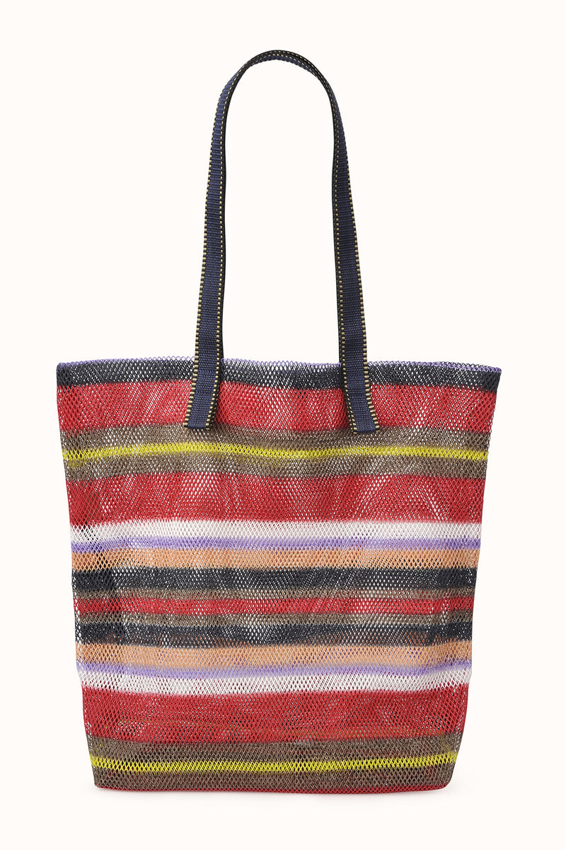 Large Mesh Tote by Epice Rouge