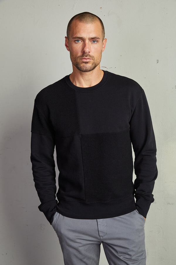 OSKAR FRENCH TERRY SWEATSHIRT