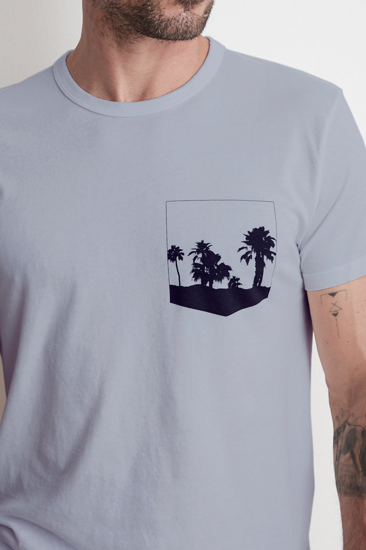 NOAH PALM TREE GRAPHIC TEE