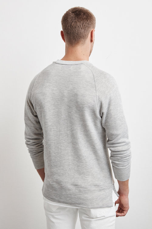 ASA FLEECE RAGLAN SWEATSHIRT