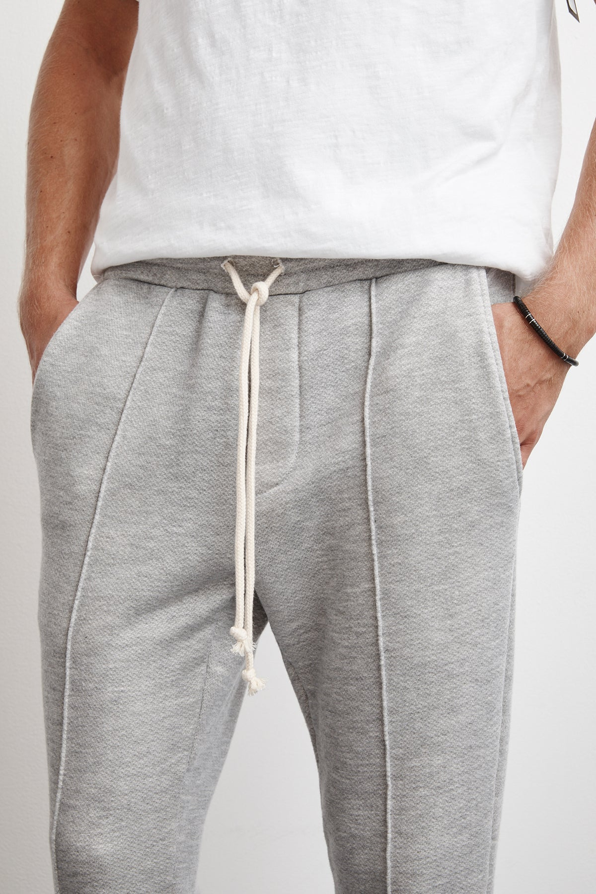 HYATT FLEECE CUFFED SWEATPANT