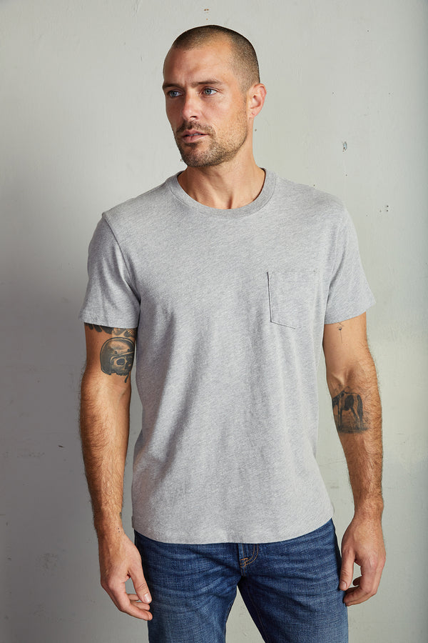 HART POCKET TEE