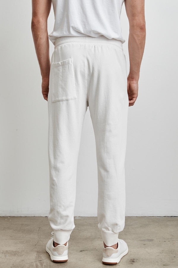 BREWSTER HEAVY FRENCH TERRY TRACK PANT
