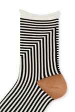CORBUSIER CREW SOCK BY HANSEL FROM BASEL