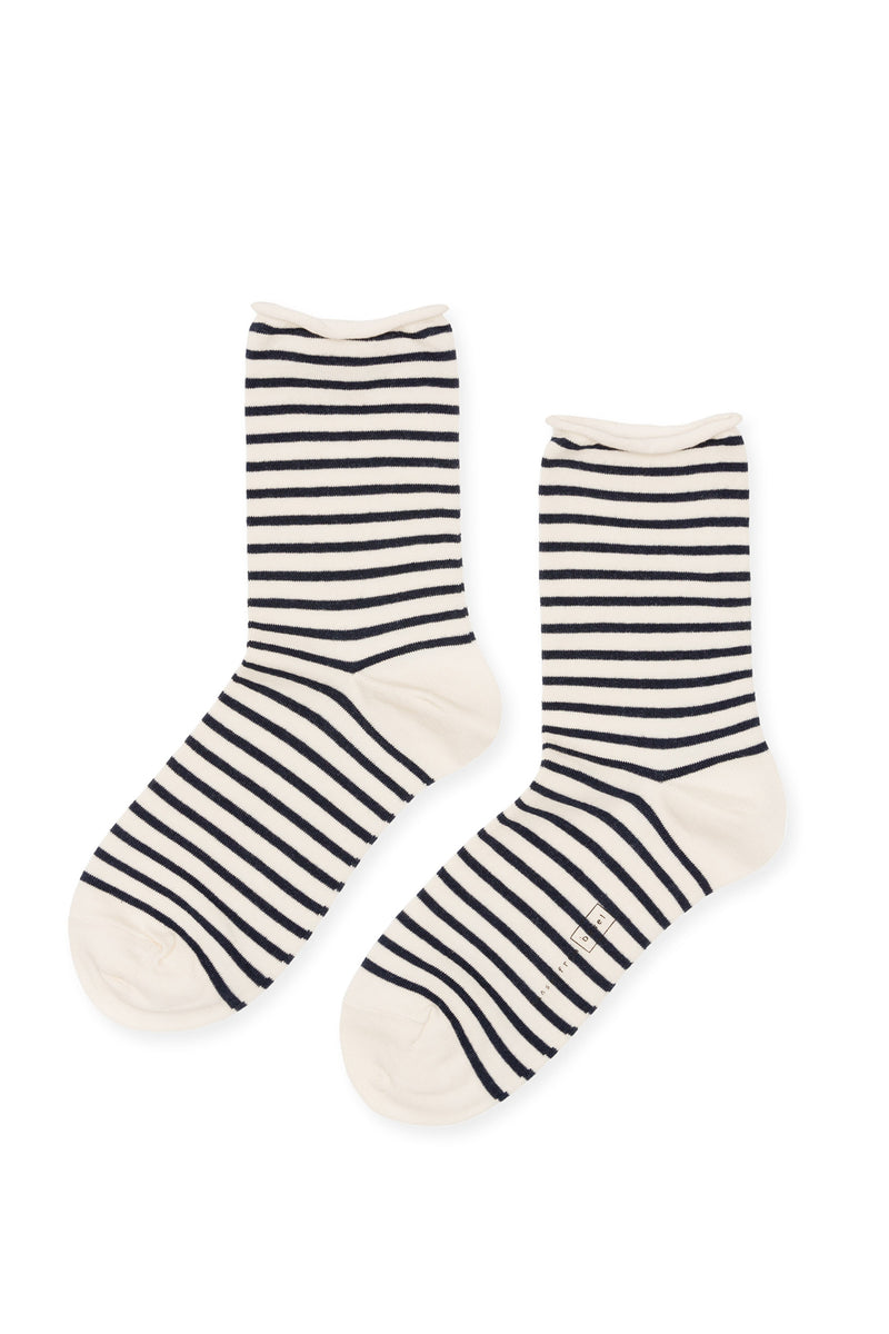 NAUTICAL CREW SOCK BY HANSEL FROM BASEL