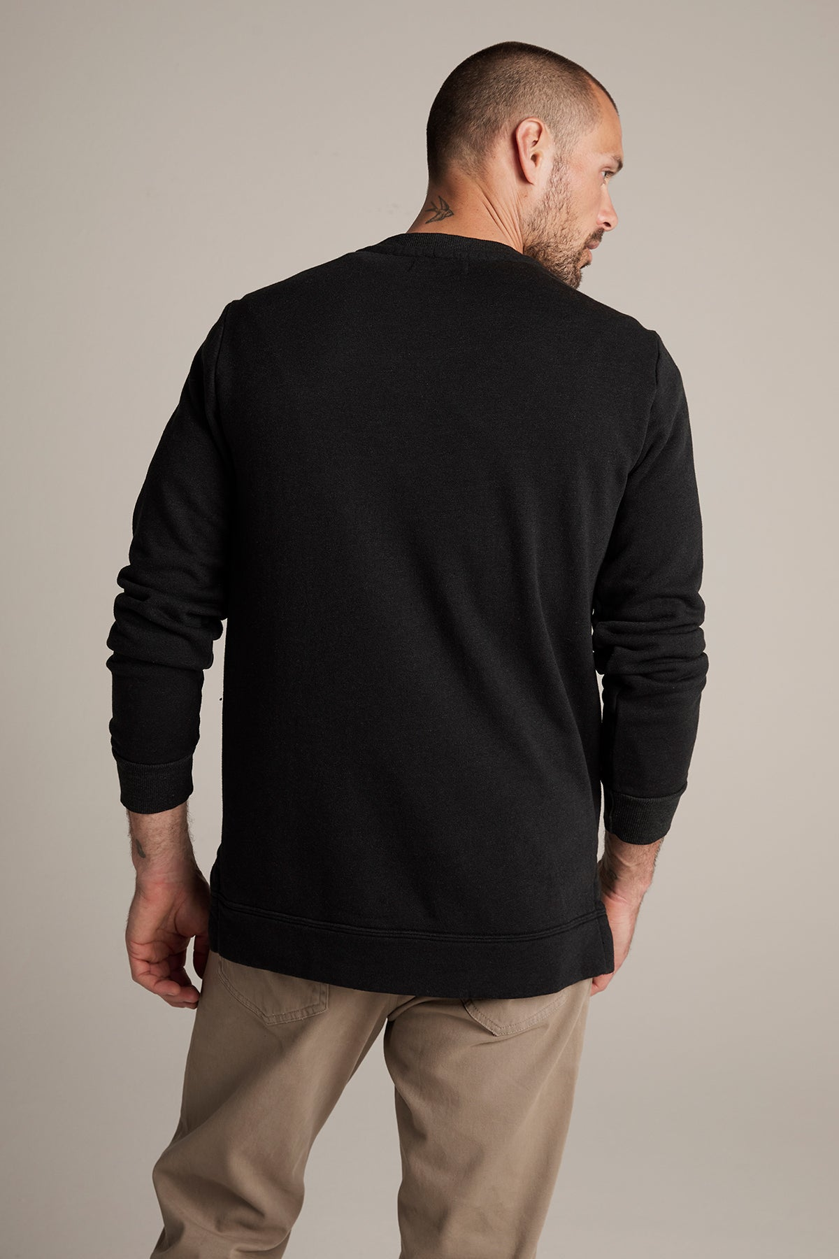 HEARNS JASPE SHERPA SWEATSHIRT