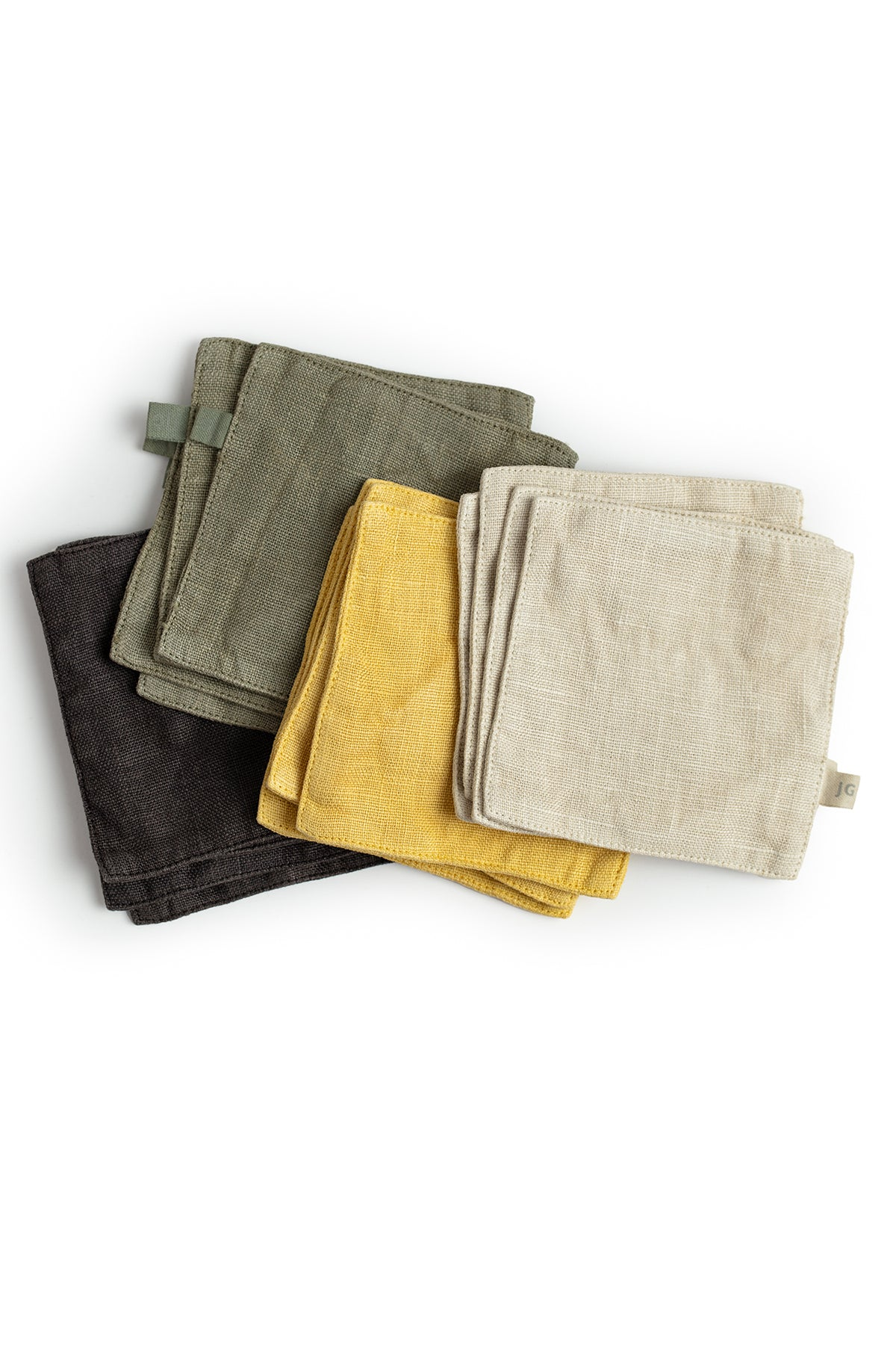 LINEN COASTERS (SET OF 4)