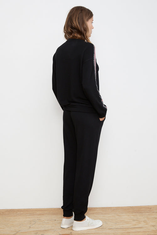 ATHENA LUXE FLEECE SWEATPANT