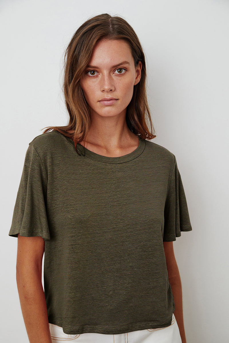 Annalise Tee Valley Front