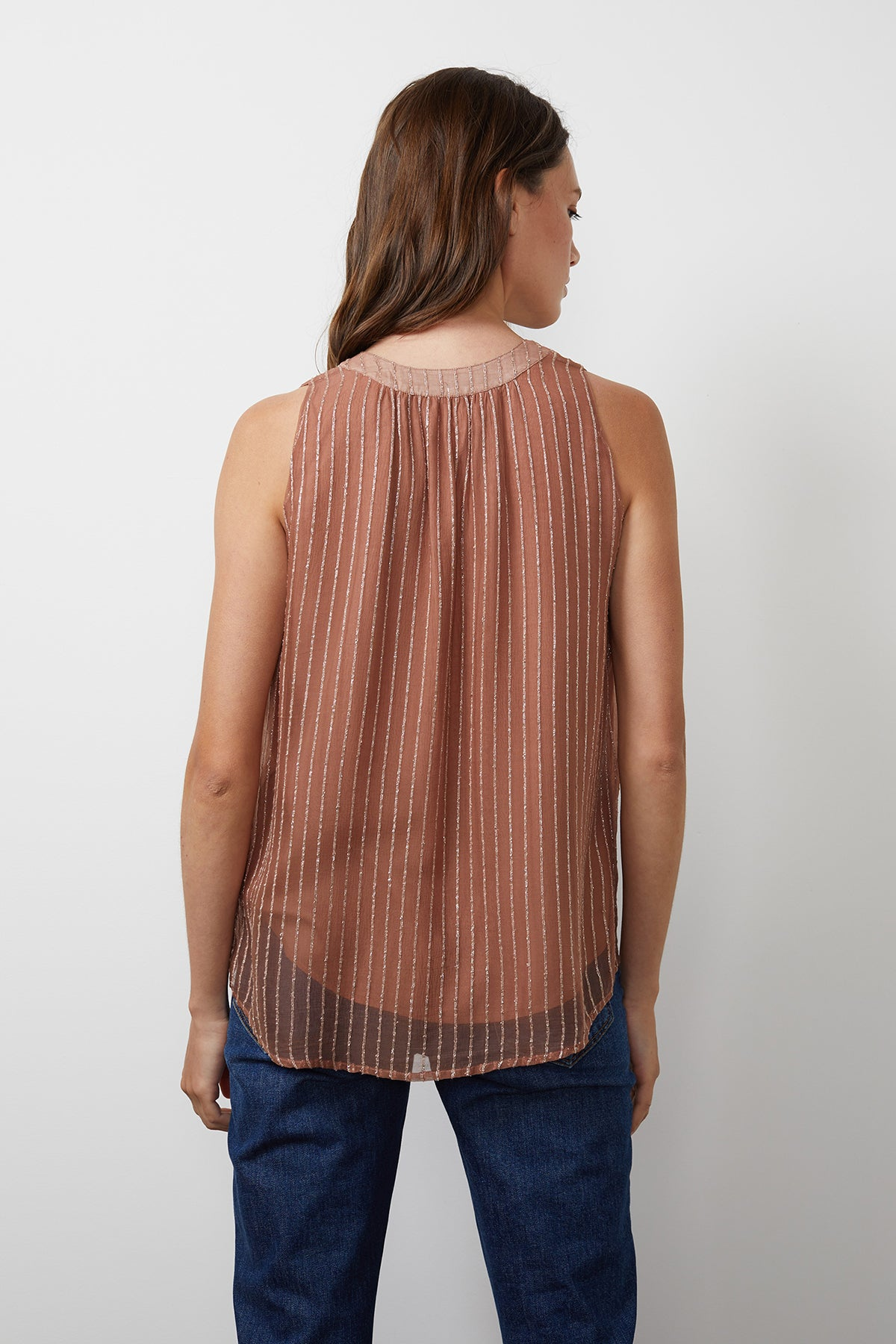 Pollie Top Blush Back