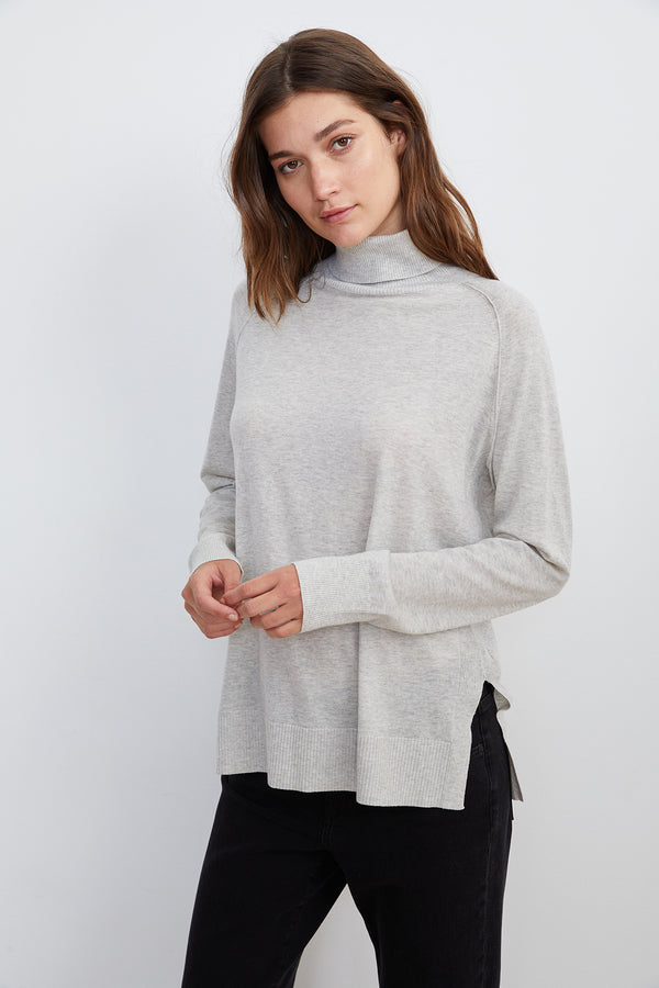 VALETTA TURTLENECK SWEATER