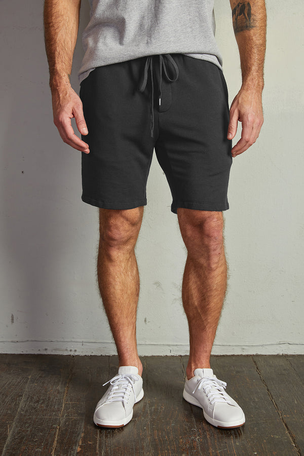 ATLAS LUXE FLEECE DRAWSTRING SHORT
