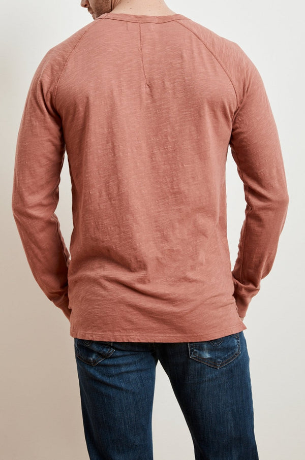 STOCKLEY ORIGINAL SLUB LONG SLEEVE TEE
