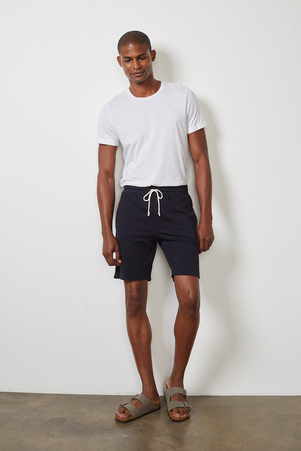 CYRUS MICRO TERRY SHORT