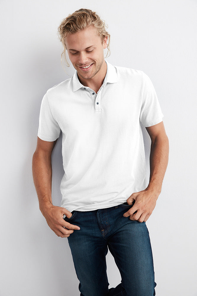 WILLIS COTTON PIQUE POLO