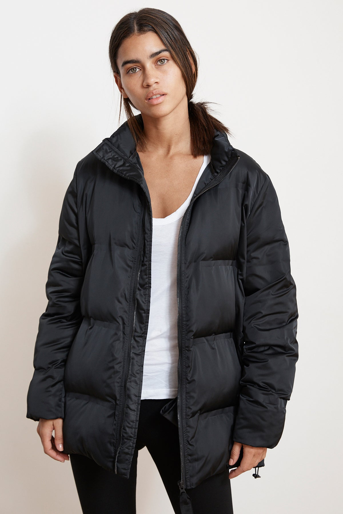 SPENCER OVERSIZED PUFFER JACKET