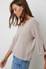 VIDA CASHMERE SWEATER