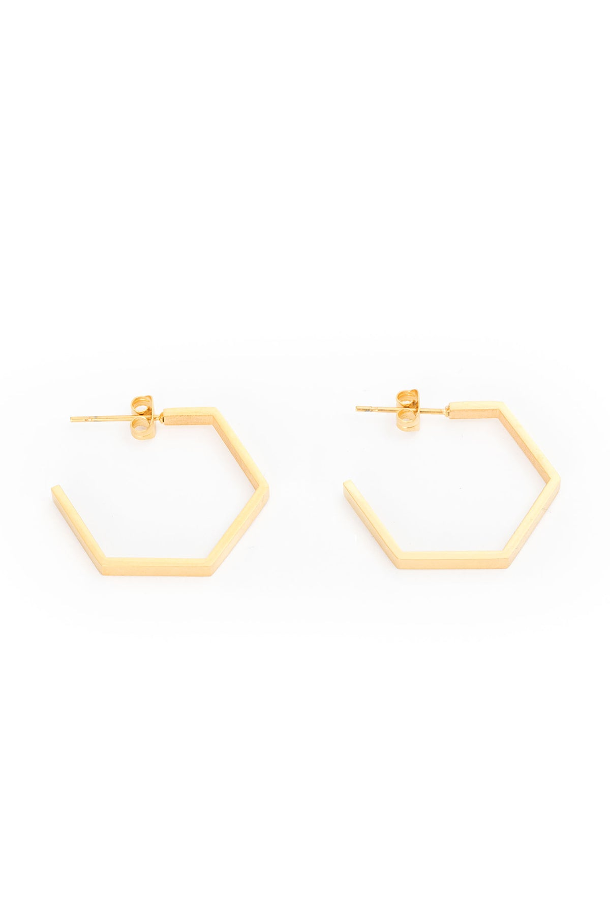 HEXAGON HOOPS by SEOUL LITTLE
