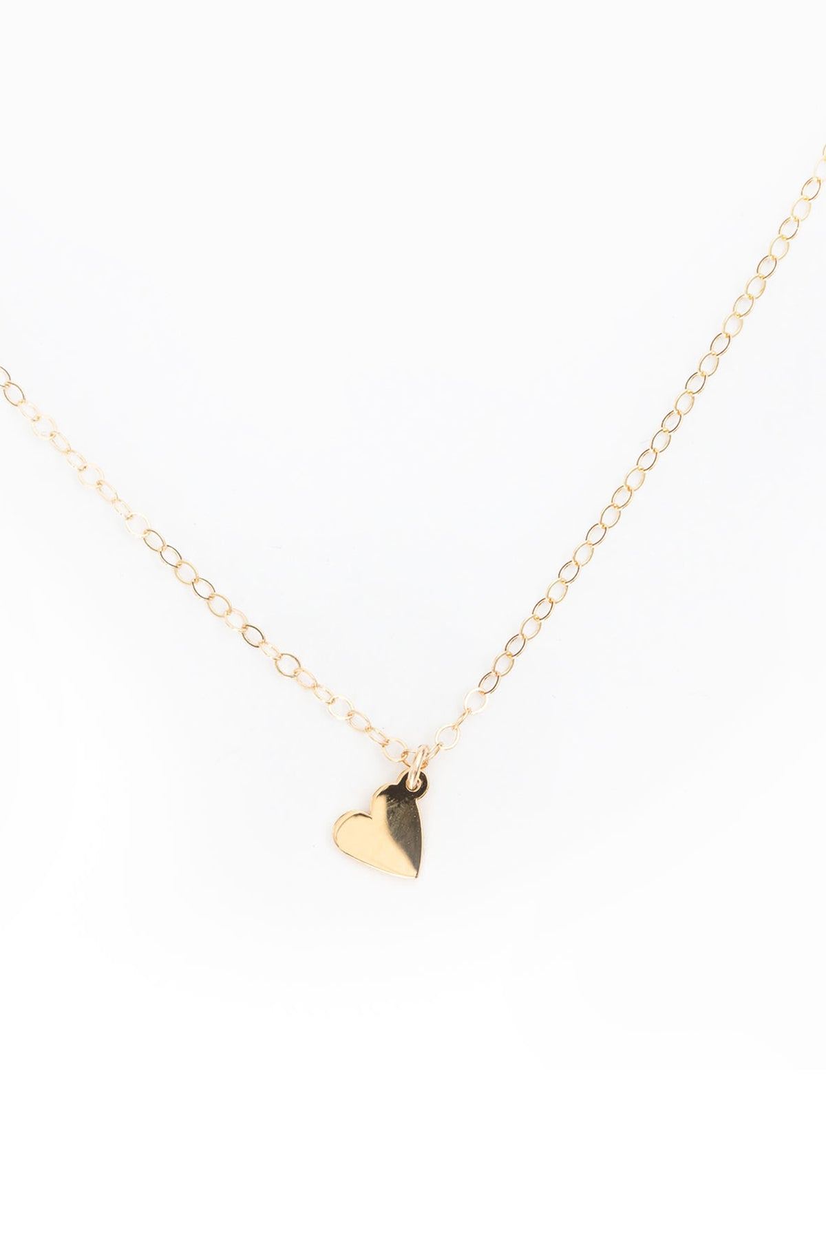HEART NECKLACE by SEOUL LITTLE