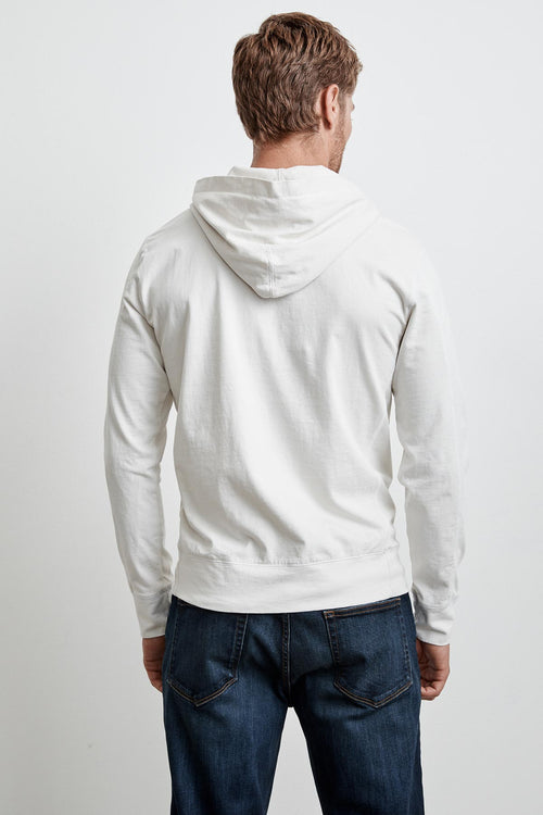 BROOKLYN STRUCTURED JERSEY HOODIE