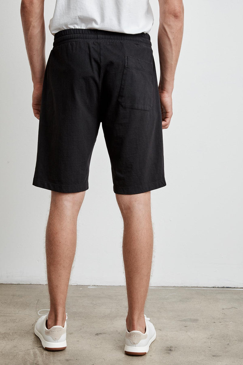 TRIPP STRUCTURED JERSEY DRAWSTRING SHORT