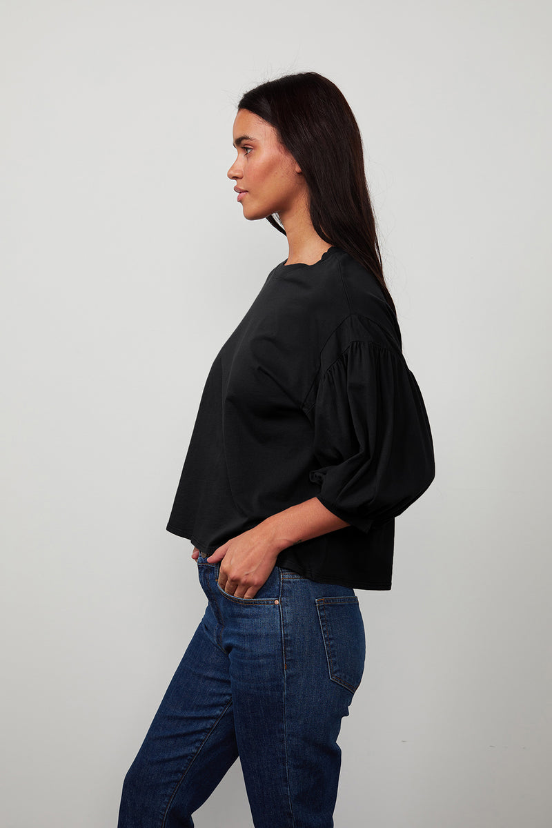 Prudy Top Black Side